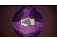 2 persons POP UP TENT