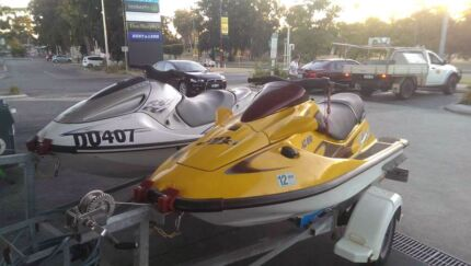 Swap 2 jetskis and trailer for boat Bullsbrook Swan Area Preview