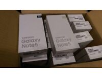 💥💥💥SPECIAL OFFER 💥💥💥 Samsung Galaxy Note 5 Brand New Condition And Boxed