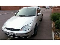 Cheap, Reliable Ford Focus 1.4 i 16v LX 3dr