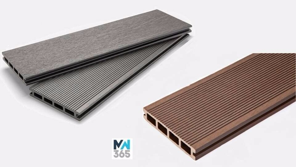 WPC WOODEN COMPOSITE DECKING