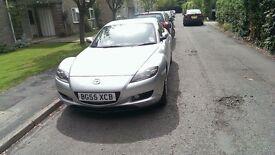 Mazda Rx8 2005 46000 miles only £1000 read description!