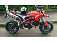Ducati Hypermotard 821 - priced to sell