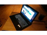 Lenovo Yoga 2 Pro i7 Ultrabook laptop convertible tablet fast and thin
