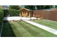 Landscaping Patio Paving Garden Design Fencing Decking Brick paving Drainage Turfing Planting