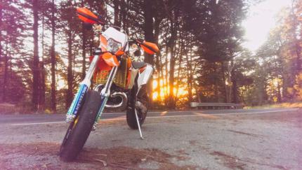 KTM 300EXC 2011