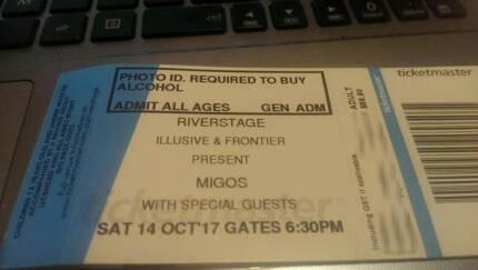 MIGOS Concert Tickets Brisbane