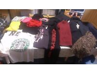 large lot of ladies assorted clothes (ideal for resale. carboot, ebay etc)