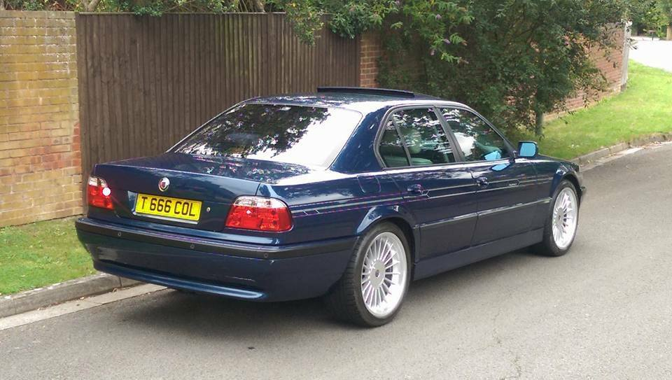 BMW 740i E38 ALPINA STYLING  NEW MOT BEST IN UK FOR SALE  in