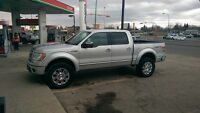 2009 Ford F-150 Platinum Lifted Nav Suroof fully loaded