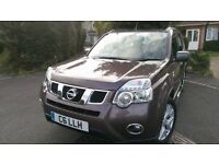 Nissan X-Trail-Immaculate 4x4 Family Car 2014*Low Mileage!