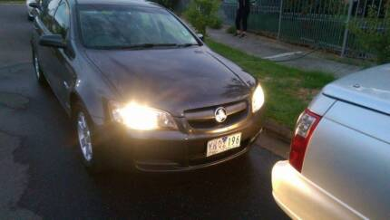 2009 Holden Omega Dual Fuel LPG with Rego