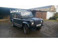 Defender 300Tdi, Good sturdy vehicle.