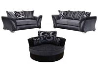 50% off dfs Shannon 3+2 Sofa BRAND NEW