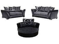 2017 NEW SALE OFFER LEATHER SOFA SET 3+2