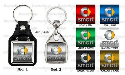 Llavero SMART colores, keyring, portachiavi, Schlüsselanhänger,porte-clés