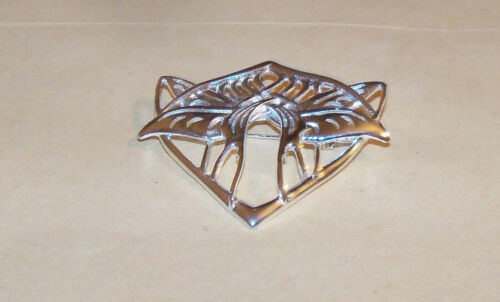 LOTR Lord of the Rings The Arwen Brooch Sterling Silver .925