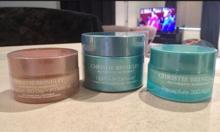 Christie Brinkley Skincare Set (rrp $257)