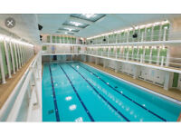 Looking for a swimming teacher