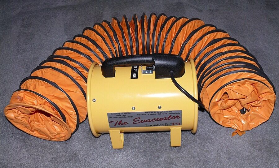 Dust Removal Fans : Exhaust fan collection on ebay