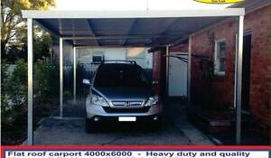 New   flat carport  4 x 6  $1680 or 4 x 9  $ 2550 Ingleburn Campbelltown Area Preview