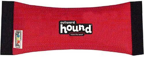 Outward Hound Hard Core Fire Hose SQUEAK N FETCH Medium Dog Toy