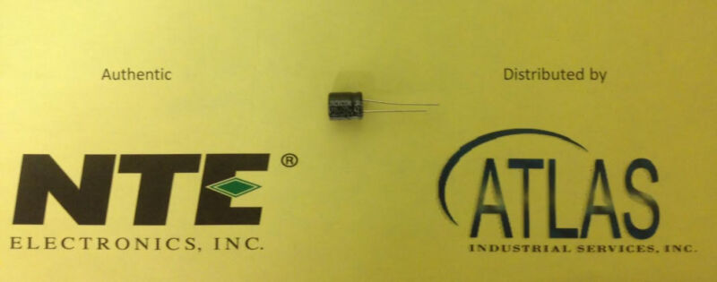 NTE VHT470M25  CAPACITOR HIGH TEMPERATURE ALUMINUM ELECTROLYTIC 470UF 25V 20%