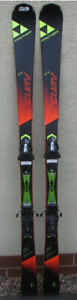 2018 Fischer RC4 The Curv Ti Skis 164cm - great carving machine