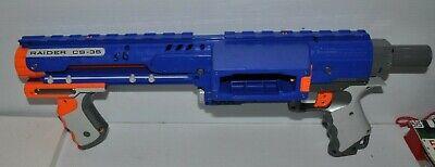 NERF RAIDER CS-35 Soft Dart Blaster N-Strike