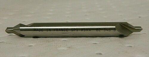 """SPI HSS Center Drill # 5 4"""" OAL RH 82-346-8"""