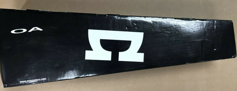 AO Scooters WORLDWIDE DECK Frame New