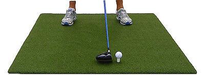 PGM3660 Backyard Golf Mat 3'x5' Pro Residential Practice Golf Mat With Foam Pad