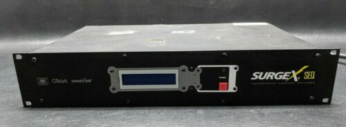 SurgeX SX2120-SEQ SEQ Surge Eliminator / Power Conditioner
