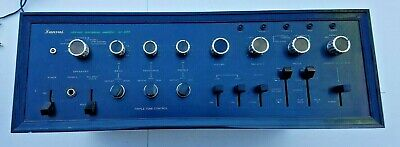 ***Sansui Solid-State Stereophonic Amplifier AU-999 ***
