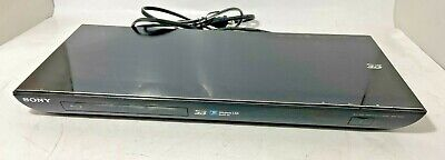 Sony BDP-S590 3D Blu-Ray CD/DVD Player Wi-FI Wireless Built-In No Remote