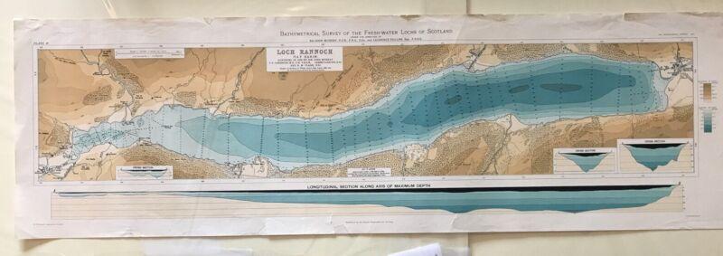Loch Rannoch - Tay Basin (84 X 25cm)