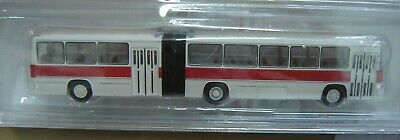 Brekina 1:87 59754 Ikarus 280.03 Gelenkbus 1976 weiß/rot