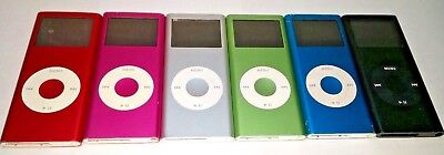 Apple iPod Nano 2nd Generation 2, 4, 8 GB