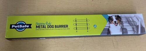 PETSAFE HAPPY RIDE METAL DOG CAR TUBULAR BARRIER