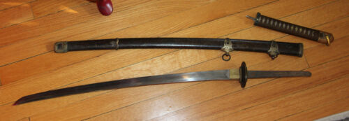 Imperial Japan Navy Kai Gunto sword