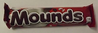 Mounds Chocolate Bar (Mounds Chocolate Candy Bar 5 Count --All Candy Bars 5/$7.50 )