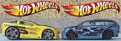 Hot Wheels - 2005 Corvette - 2004 MI & Boom Box - 2002 MI - Two Die-Cast Cars for sale  Chino Hills