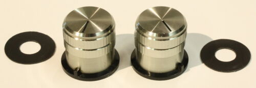 TEAC A-601R Two Stacked Input Level Knobs-Vintage Cassette Deck