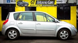 Cheap Renault Scenic 2007, 1.5 ltr Diesel, Manual, 5 door