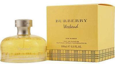 BURBERRY WEEKEND Perfume 3.3 oz / 3.4 oz edp New in Box
