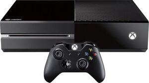 XBOX ONE 500GB + games + controller