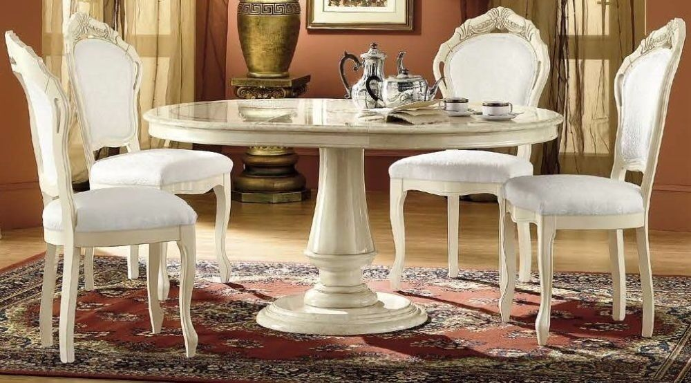 Brand New Italian Rosella Dining Table Chairs