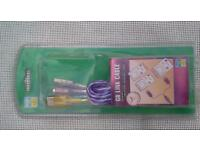 Logic 3 GB Link Cable. Used for gaming.