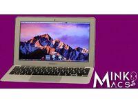 """11"""" APPLE MACBOOK AIR 2015 1.6Ghz 4GB 256GB SSD LOGIC PRO X FINAL CUT PRO FL STUDIO MICROSOFT OFFICE"""