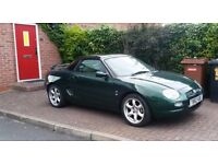 1999 MGF 1.8VVC - 145BHP with leather interior